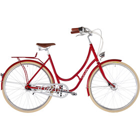 Viva Bikes Emilia Classic Women dark red